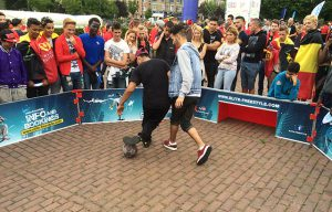 Panna voetbal show