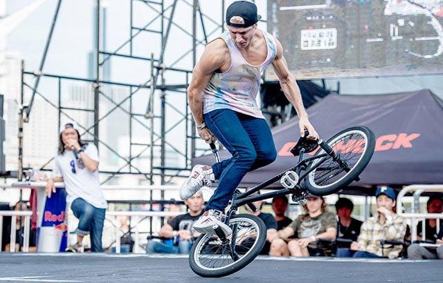 Urban sport acts